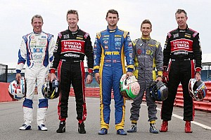 BTCC Preview  Famous five in fight for BTCC title