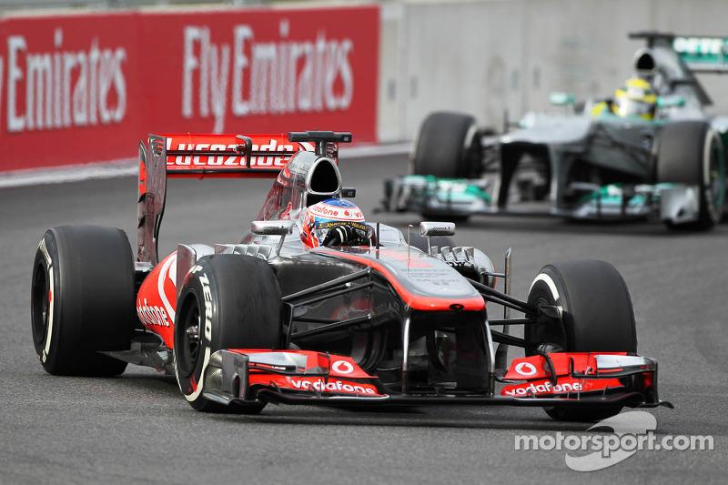 Pirelli and McLaren to test near Rome