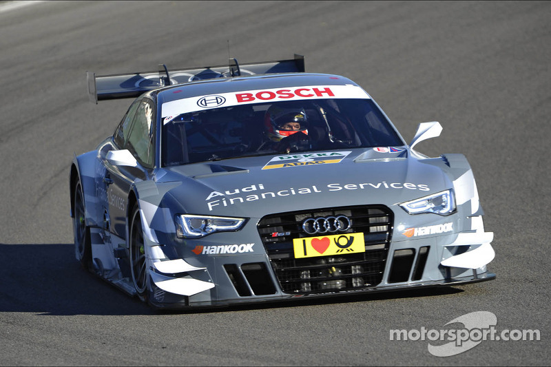 Audi has big aims in series finale at Hockenheim