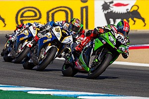 World Superbike Breaking news Stage set for WSBK finale