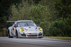 ALMS Preview Dempsey Racing returns to two-car porsche team for season-ending Petit Le Mans