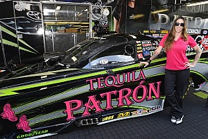 NHRA Breaking news Drag Racing and Mammograms - an unlikely combination