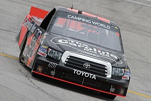 NASCAR Truck Preview Can Sauter get hotter?