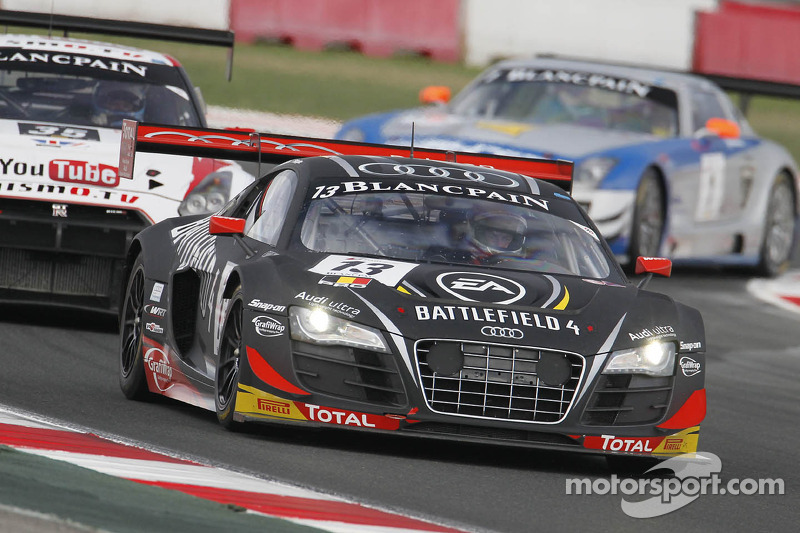 The Belgian Audi Club Team WRT will enter fourth car at Baku finale