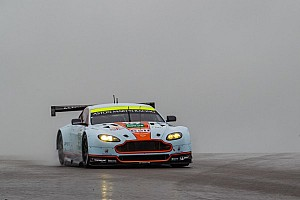 WEC Breaking news Aston Martin reign in the rain-shortened 6 Hours of Fuji