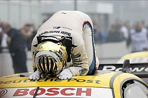 DTM Race report Glock stuns rivals with maiden win at Hockenheimring