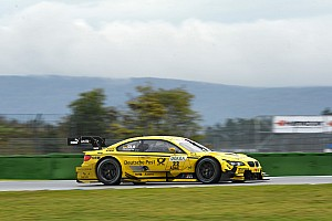 DTM Race report Timo Glock claims maiden DTM victory at the season finale – BMW defends Manufacturers' title
