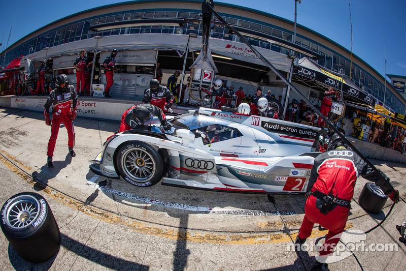 Goodbye American Le Mans Series 1999-2013