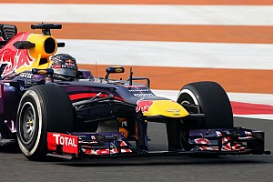 Formula 1 Practice report Red Bull Racing driver dominates FP2 at Buddh International