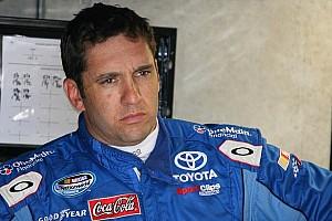 NASCAR Cup Interview Grandiose plans