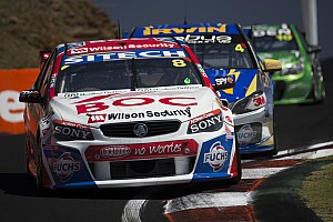 Supercars Race report Just one hour short for Team BOC