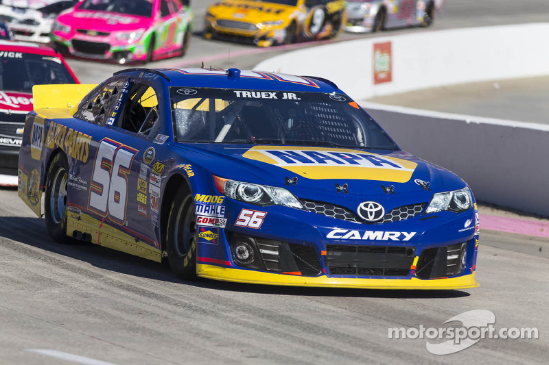 Martin Truex Jr. heading to Texas
