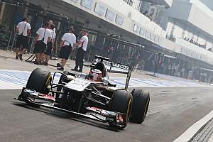 Formula 1 Breaking news Hulkenberg unwell in Abu Dhabi