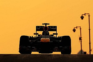 Formula 1 Practice report Vettel moves back to the top in Abu Dhabi