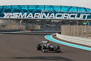 Formula 1 Practice report Incident free Friday for Sauber at Abu Dhab