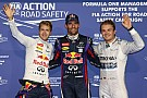 Webber steals pole from team mate Vettel in Abu Dhabi