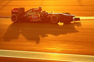 Formula 1 Breaking news Raikkonen's qualifying times disallowed at Yas Marina Circuit