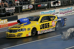NHRA Preview Coughlin poised to claim 5th Pro Stock world championship title