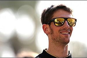 "Formula 1 Interview Grosjean: "" I'm really looking forward to Austin"""