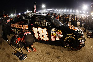 NASCAR Truck Race report A promising run cut short for Coulter at Phoenix