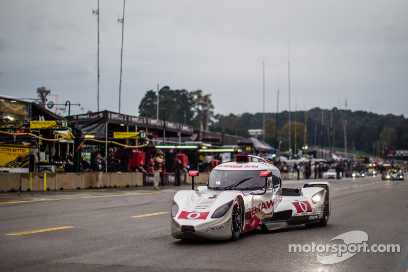DeltaWing Racing cars prepares for the first Tudor United SportsCar Championship test session