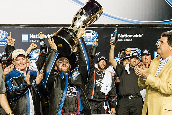 Chevrolet: Celebrating Dillon's championship