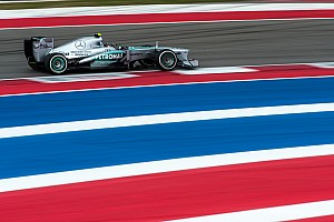 Formula 1 Race report Mercedes achieves double top ten result on the Circuit of the Americas