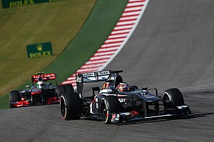 Formula 1 Preview Sauber team is ready for extraordinary final race in Sao Paulo