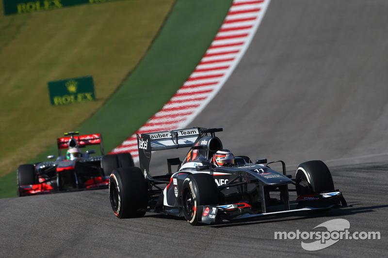 Sauber team is ready for extraordinary final race in Sao Paulo