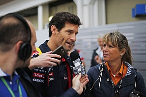 Formula 1 Race report A Brazilian GP podium for Red Bull's Webber in his farewell from Formula One