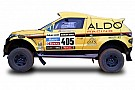 Montreal Team ALDO racing in grueling Dakar rally