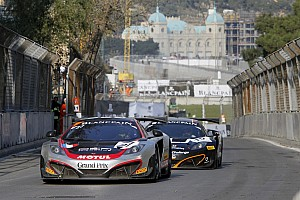 Blancpain Sprint Race report Hexis Racing: No victory in Baku but a stunning feat!