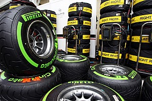 Formula 1 Breaking news Moves afoot for December tyre test with 2013 cars