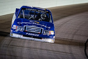 NASCAR Truck Analysis Ryan Blaney is at the vanguard of NASCAR's youth movement
