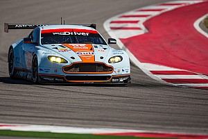 WEC Race report Young Driver AMR ends début season with victory at Bahrain