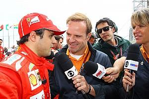 Formula 1 Breaking news Massa admits wife wants him to retire