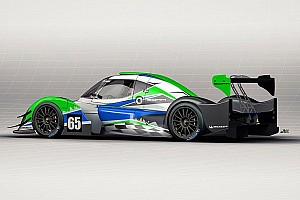 Asian Le Mans Breaking news Eligible CN prototypes for 2014