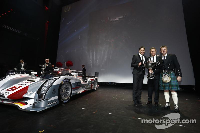 World Champions honored at FIA gala