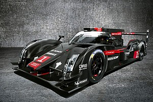 WEC Blog New Audi R18 e-tron quattro interview videos