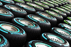 Formula 1 Breaking news Pirelli's 2014 tyres are slower - report