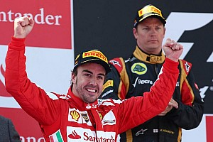 Formula 1 Breaking news Ecclestone backs Ferrari's 'fun' driver pairing