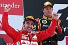 Ecclestone backs Ferrari's 'fun' driver pairing