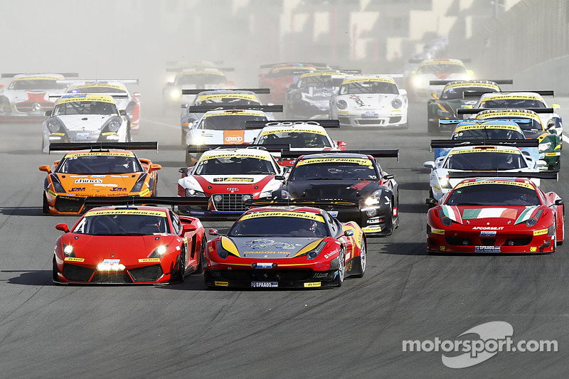 Report: Drivers give thumbs up to safe Code 60 to be used during Dunlop 24 Hours of Dubai