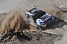 Team Ford Racing ends tough first week on Dakar with competitive results