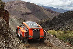 Dakar Stage report Dakar 2014: Gordon finishes 100th stage