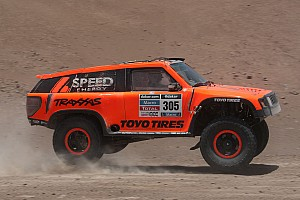 Dakar Stage report SPEED Energy Racing: stage 9 - Calama to Iquique