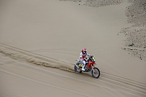 Dakar Stage report Barreda completes longest stage confidently