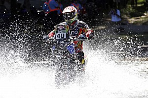 Dakar Race report Speedbrain draws positive summary of the Rally Dakar