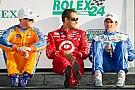 IndyCar stars head to Daytona