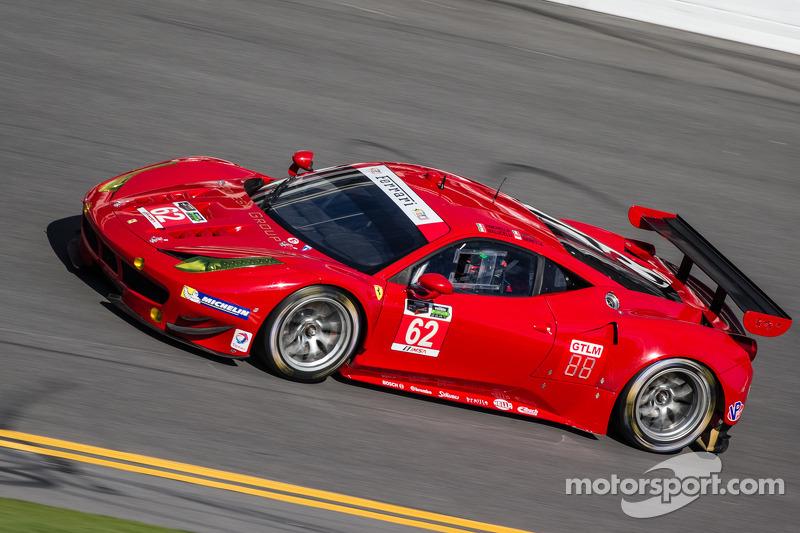 Risi's Daytona challenge begins in qualifying